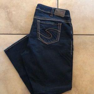 NEW Silver Jeans 18W/ L30